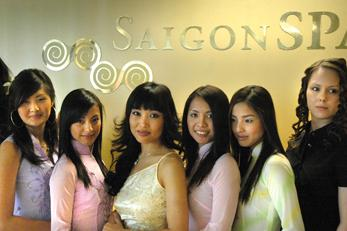 © Saigon Spa - Saigon Hair